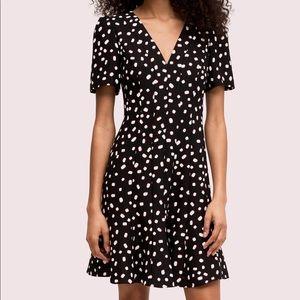 Kate spade mallow dot dress